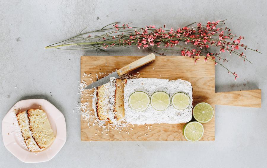 Découvrez ma recette irrésistible de Lemon cake