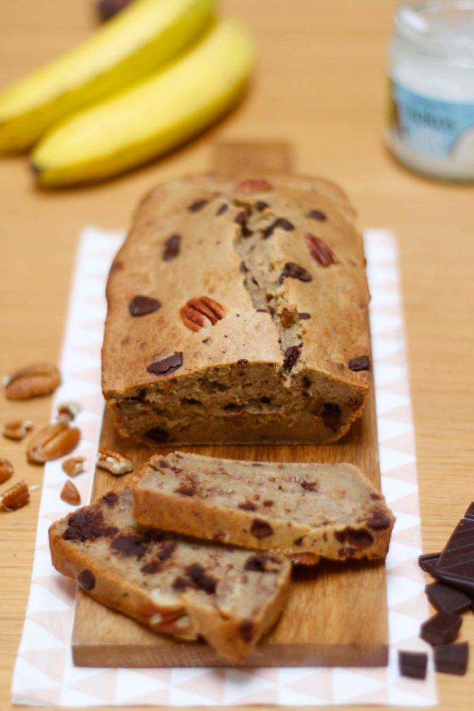 Découvrez cette recette de banana bread à tomber!