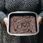 MINT - recette saine - moelleux au chocolat et à l'avocat
