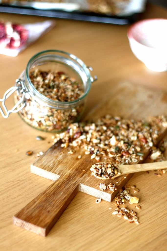 granola by mint