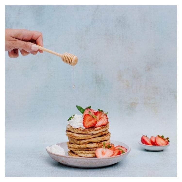 pancakes min tblog recette healthy