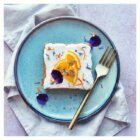 cake patate douce orange mint