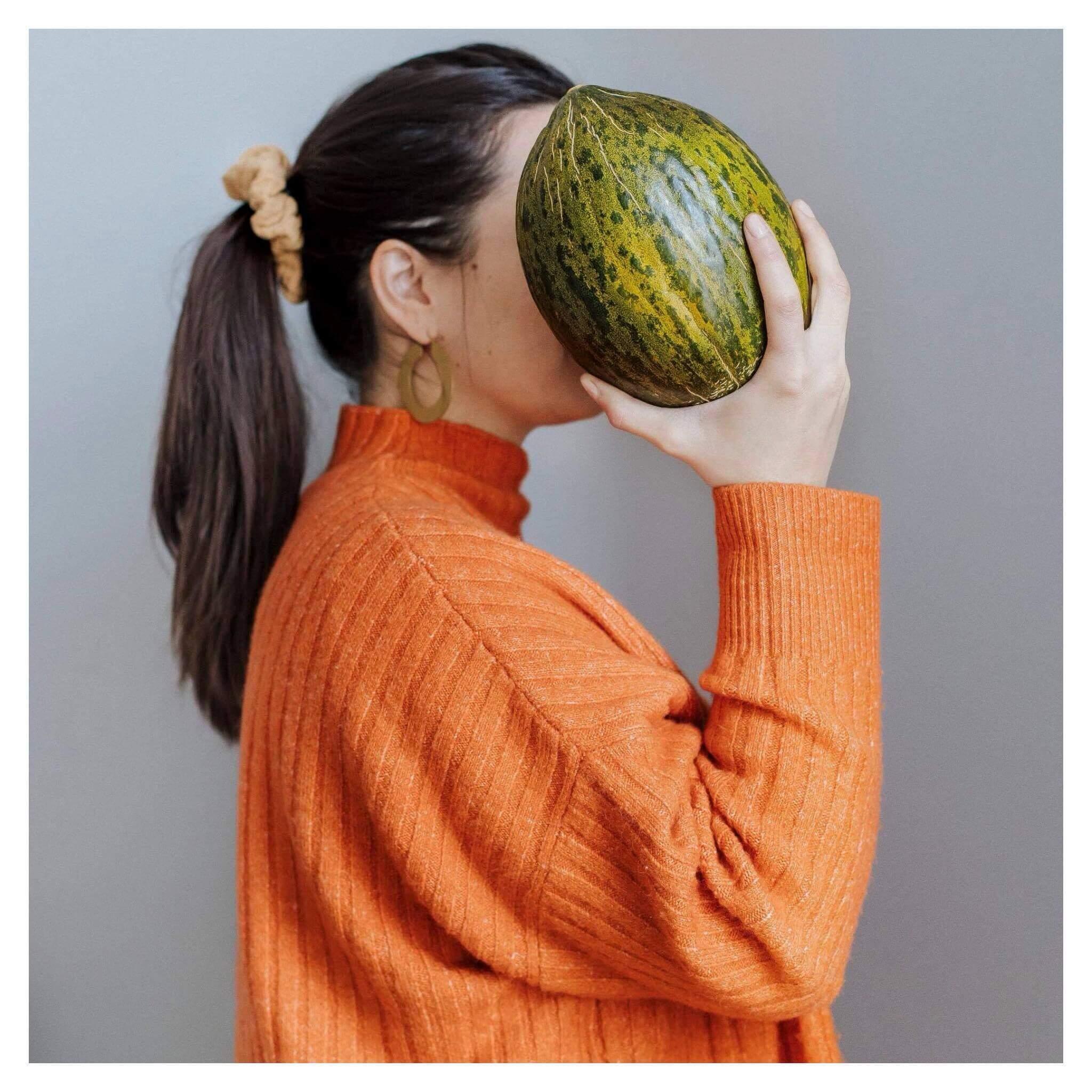 melon recette mint healthy